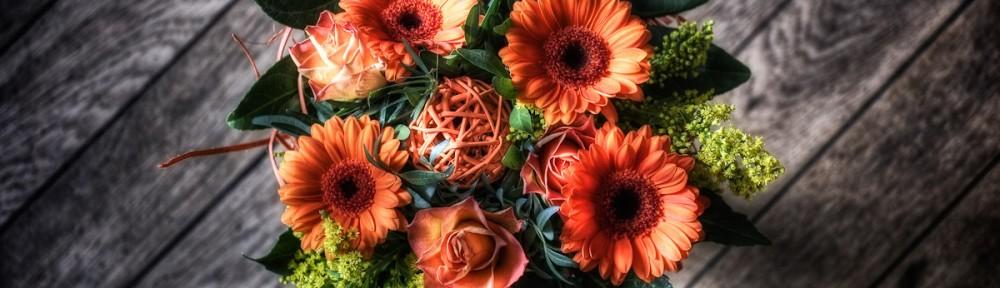 Blumenstrauß für Rebekka