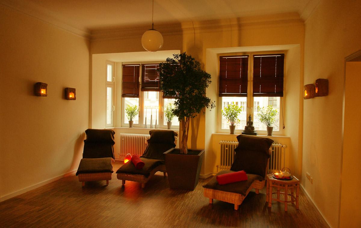 ayurveda lounge die insel in augsburg m. Black Bedroom Furniture Sets. Home Design Ideas