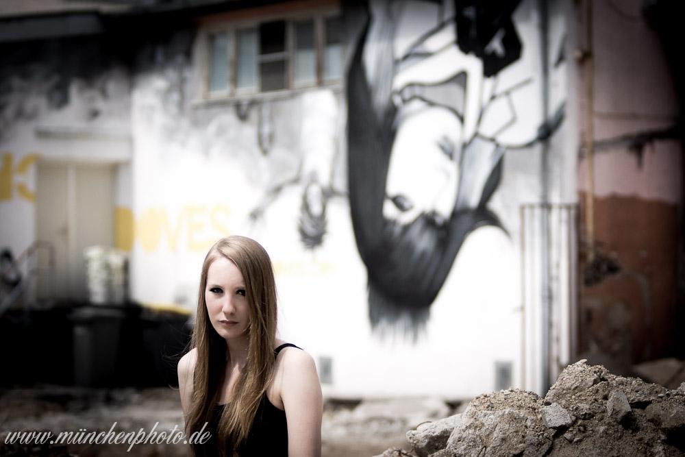 Photoshooting Kunstpark München