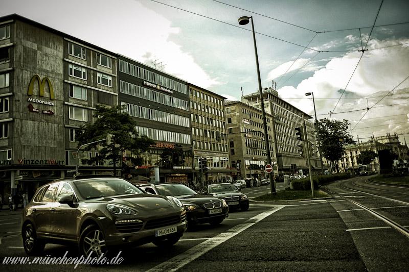 Und mal wieder : Kaufinger Straße / München