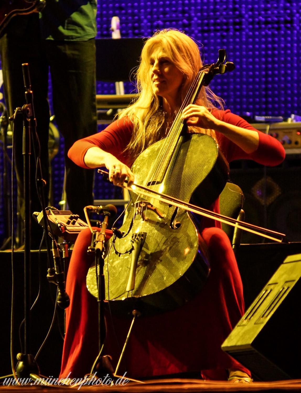 Loreena Mc Kennitt Konzert Shooting