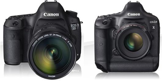 Canon EOS 3D X   46 Megapixel