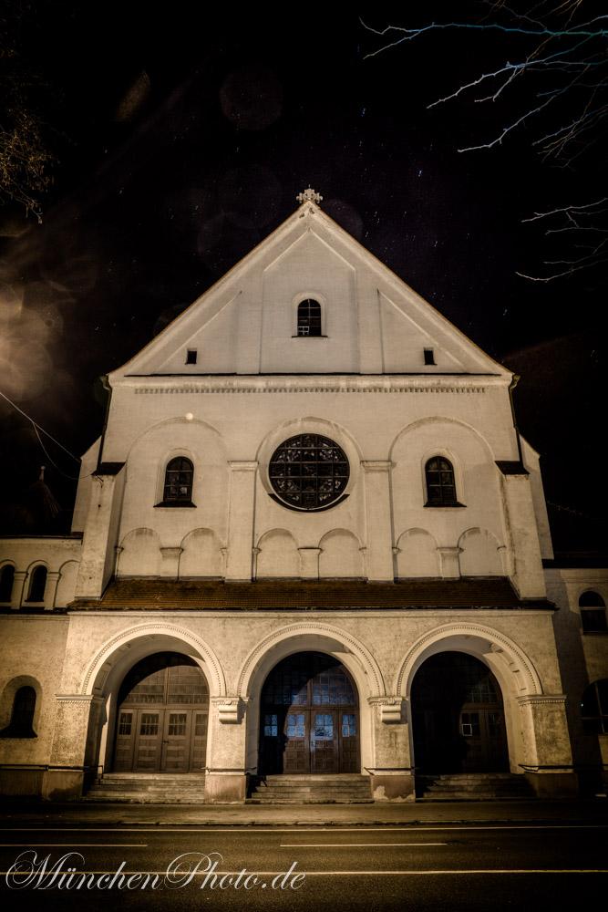 Augsburg bei Nacht   mit der Sony A7R