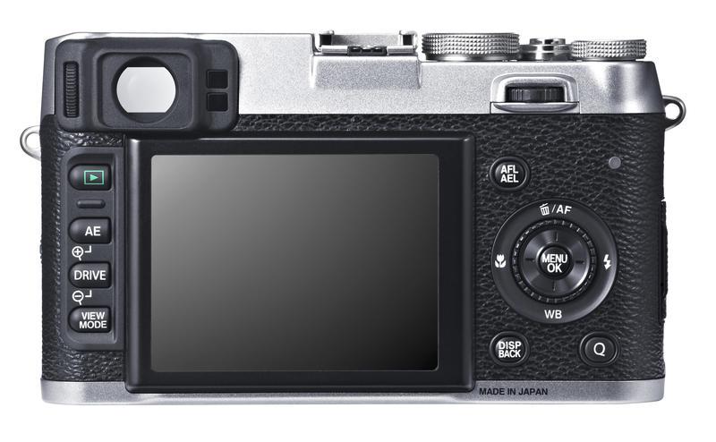 Fuji X100S Release