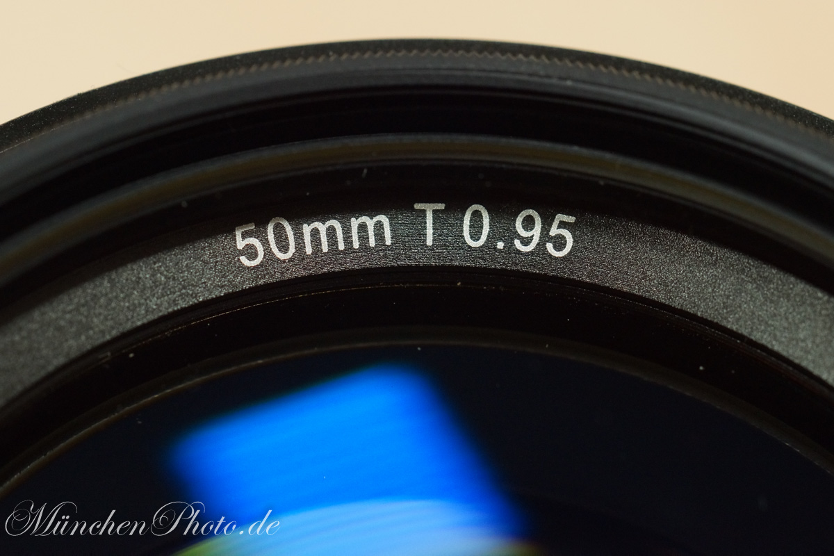 SLR Magic Hyperprime 50mm 0.95 LM CINE Review