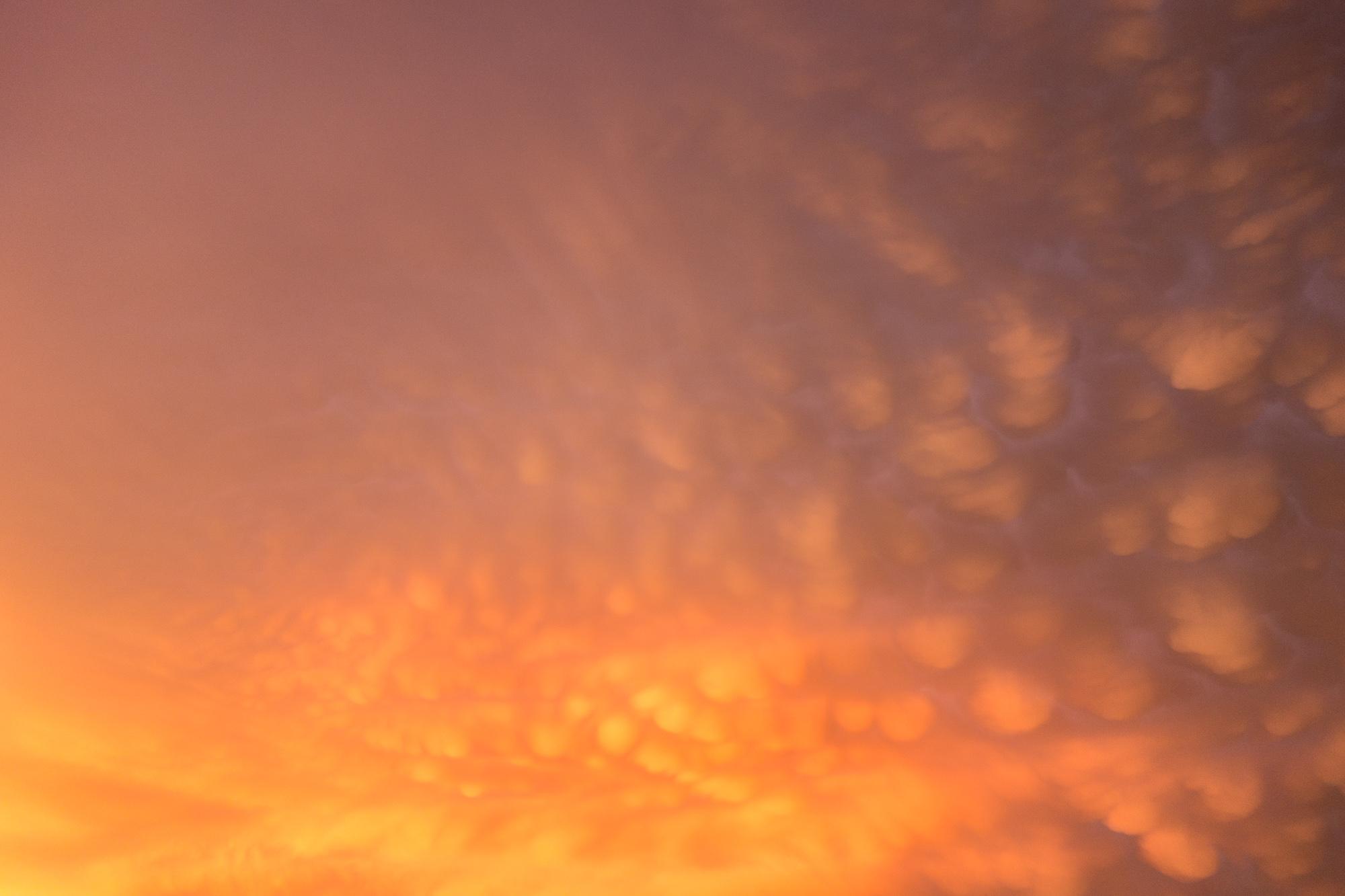 Serie des Tages : Wolken